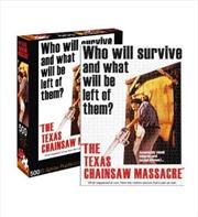 Texas Chainsaw Massacre 500pc Puzzle | Merchandise
