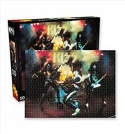 KISS – Live 500pc Puzzle | Merchandise