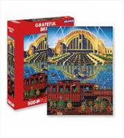 Grateful Dead 500pc Puzzle | Merchandise
