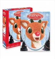 Rudolph – Collage 500pc Puzzle | Merchandise