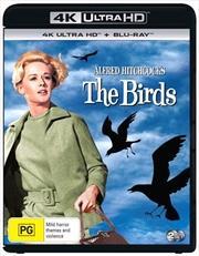 Birds | Blu-ray + UHD, The | UHD