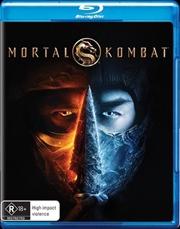 Mortal Kombat | Blu-ray