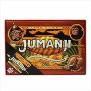 Jumanji - Wooden Box Board Game | Merchandise