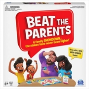 Beat The Parent Board Game   Merchandise