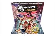 5 Minute Dungeon | Merchandise
