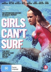 Girls Can't Surf | DVD