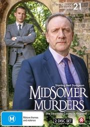 Midsomer Murders - Season 21 - Part 2 | DVD