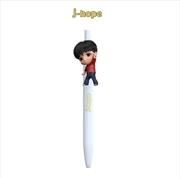BTS - Dynamite Acrylic Gel  Pen - J Hope   Merchandise