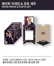 Stray Kids - Skz X - 1st Lovestay Paper Frame Photo Set | Merchandise