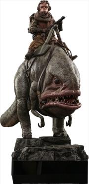 Star Wars: Mandalorian - Kuiil & Blurrg 1:6 Scale Action Figure   Merchandise