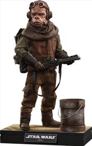 Star Wars: Mandalorian - Kuiil 1:6 Scale Action Figure   Merchandise