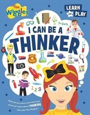 I Can Be A Thinker   Board Book