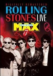 Live At The Max | Blu-ray