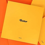 BTS - Single Album Butter - Cream | CD