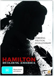 Hamilton - Building America   DVD