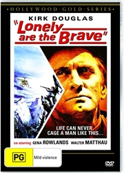 Lonely Are The Brave | Hollywood Gold | DVD