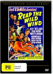 Reap The Wild Wind | Hollywood Gold | DVD