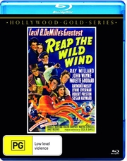 Reap The Wild Wind | Hollywood Gold | Blu-ray