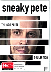 Sneaky Pete   Complete Collection   DVD