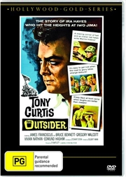 Outsider | Hollywood Gold, The | DVD