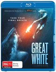 Great White | Blu-ray