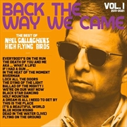 Back The Way We Came - Vol 1 -  (2011 - 2021) | CD