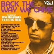 Back The Way We Came - Vol 1 -  (2011 - 2021) | Music Boxset