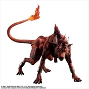 Final Fantasy VII - Red XIII Play Arts Action Figure | Merchandise