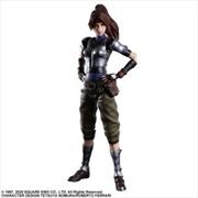 Final Fantasy VII - Jessie Play Arts Action Figure | Merchandise