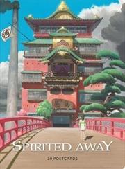 Spirited Away - 30 Postcards | Merchandise