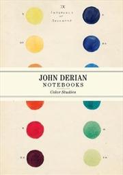 John Derian Paper Goods: Color Studies Notebooks | Notebook