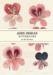 John Derian Paper Goods: In the Garden Notebooks | Notebook