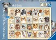 Mutt Shots Puzzle 500 Piece | Merchandise