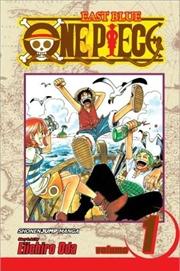 One Piece, Vol. 1: Romance Dawn   Paperback Book