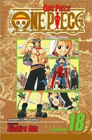 One Piece, Vol. 18: Ace Arrives   Paperback Book