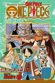One Piece, Vol. 19: Rebellion   Paperback Book