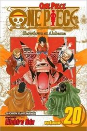 One Piece, Vol. 20: Showdown at Alubarna   Paperback Book