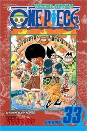 One Piece, Vol. 33 (33)   Paperback Book