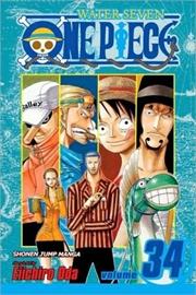 One Piece, Vol. 34 (34)   Paperback Book