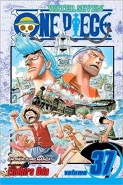 One Piece, Vol. 37 (37)   Paperback Book