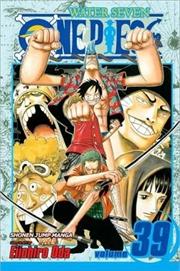 One Piece, Vol. 39 (39)   Paperback Book