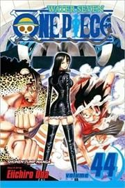 One Piece, Vol. 44 (44)   Paperback Book