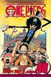 One Piece, Vol. 46 (46)   Paperback Book