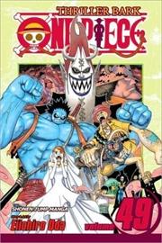 One Piece, Vol. 49 (49)   Paperback Book
