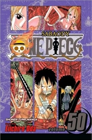 One Piece, Vol. 50 (50)   Paperback Book