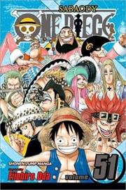 One Piece, Vol. 51: the Eleven Supernovas   Paperback Book
