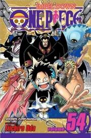 One Piece, Vol. 54 (54)   Paperback Book