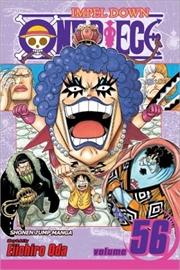 One Piece, Vol. 56   Paperback Book