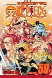 One Piece, Vol. 59 (59)   Paperback Book