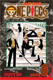 One Piece, Vol. 6: The Oath   Paperback Book